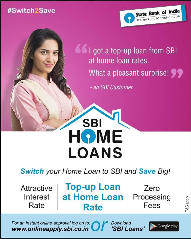 sbi ad 3 - bright advertising